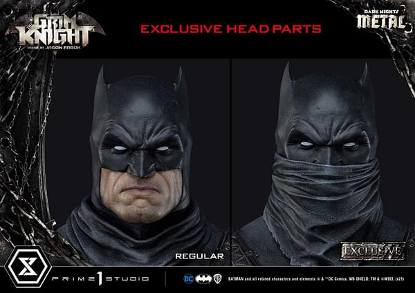 Batman The Grim Knight Takes His Shot With Prime 1 Studio