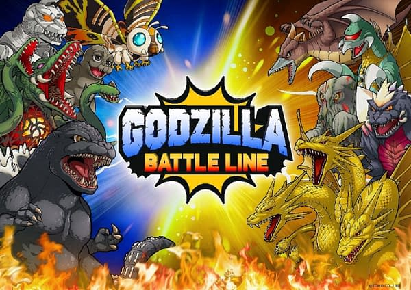 Its time to rumble with the most animated versions of Godzilla foes ever! Courtesy of Toho Games.