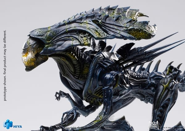 The Hiya Toys Alien Hive Grows With Two New 1/18 Scale Figures