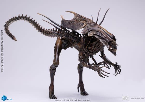 New Hiya Toys Alien and Predator 1/18 Scale Collectible Figures