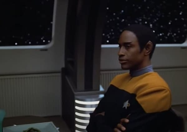 Star Trek Voyager: Tim Russ' Work Means Lucy in the Sky with NASA