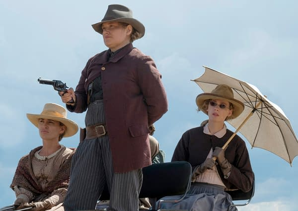 Godless: Netflix Releases New Trailer For Steven Soderbergh Western Series