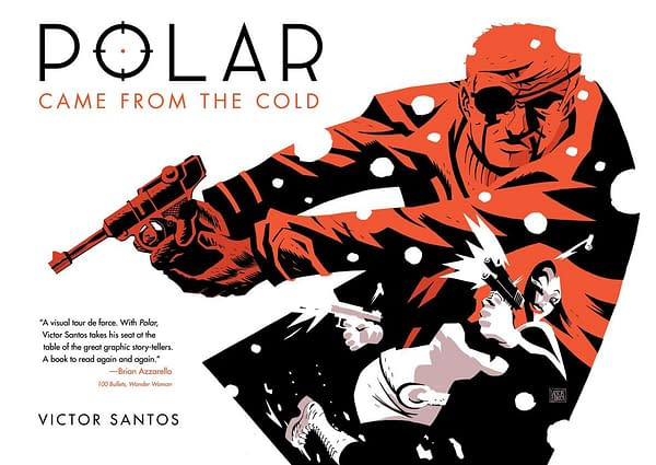 Mads Mikkelsen To Star In Adaptation Of Victor Santos' Polar
