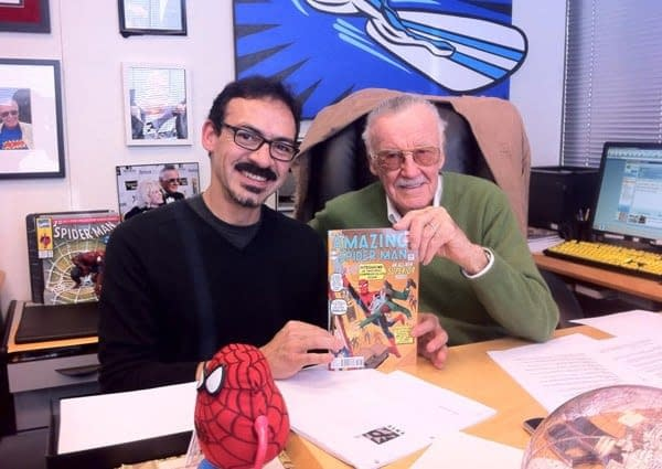 Stan Lee Needs His Champions: Mark Waid and Humberto Ramos Speak Out