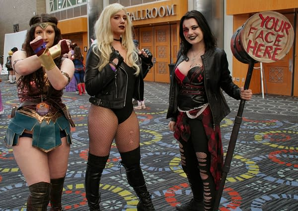 Captain Marvel to Bowie: FanX Cosplay Highlights