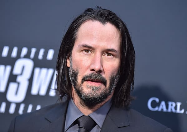 Keanu Reeves to Write New Comic Book BRZRKR From Boom Studios.