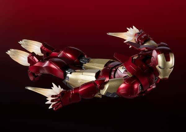 Iron Man Returns With New Avengers Assemble Figure From S.H. Figuarts