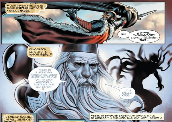 How Do You Kill Knull In Today's King In Black Crossovers? (Spoilers)