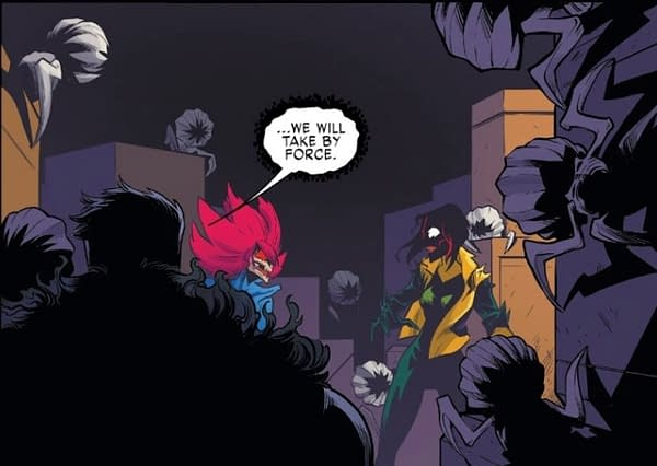 X-Men: Bland Design – The Poisons are Fashionably Late in X-Men Blue #22