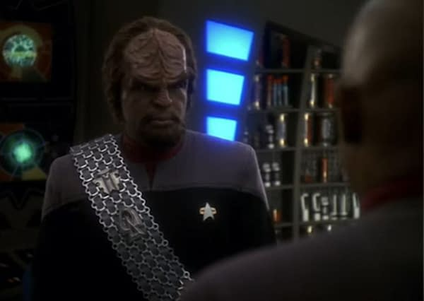 Star Trek: Worf, Dax: Why We're Due for Live-Action Alien Lead Series