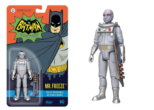 Batman 66 Gets The Action Figure Line It Should Have Decades Ago Thanks To Funko