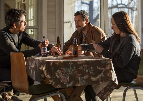 Netflix Gets The Last Laugh: Adam Sandler In The Meyerowitz Stories (New and Selected) Shocks Critics At Cannes
