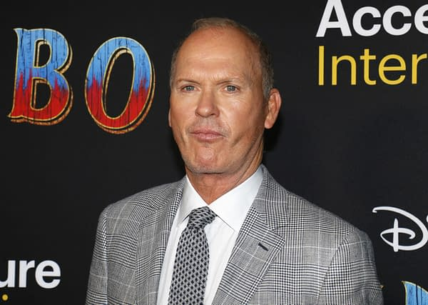 Michael Keaton is Reportedly in Talks to Return as Batman in The Flash