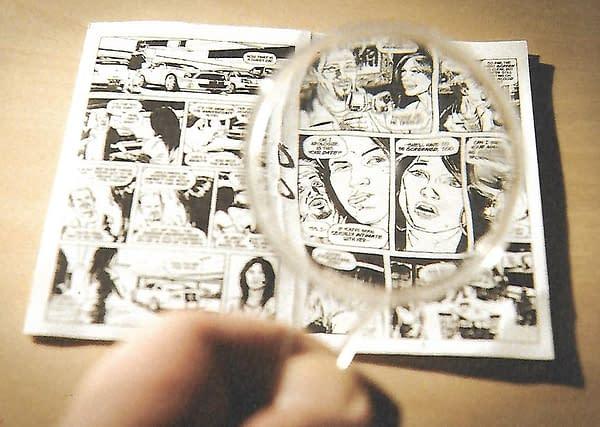 Stumptown Micro-Comic #1