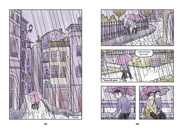 Sylvie Kantorovitz Creates Graphic Novel About Her Artistic Life