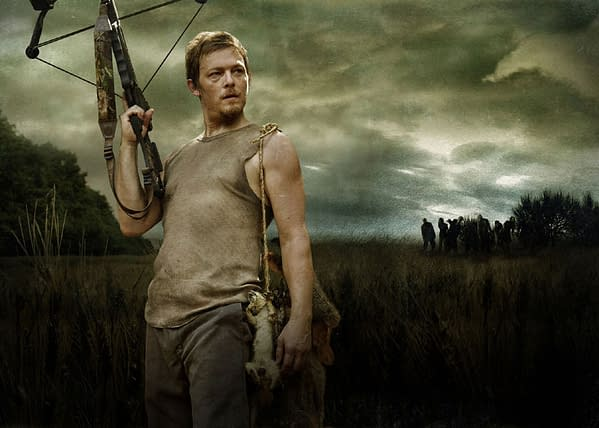 New Trailer For The Walking Dead Season 2, Zombies And Jesus Collide