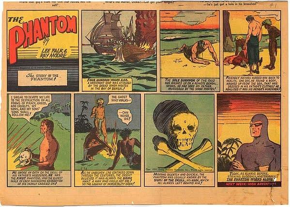 The Phantom by Lee Falk