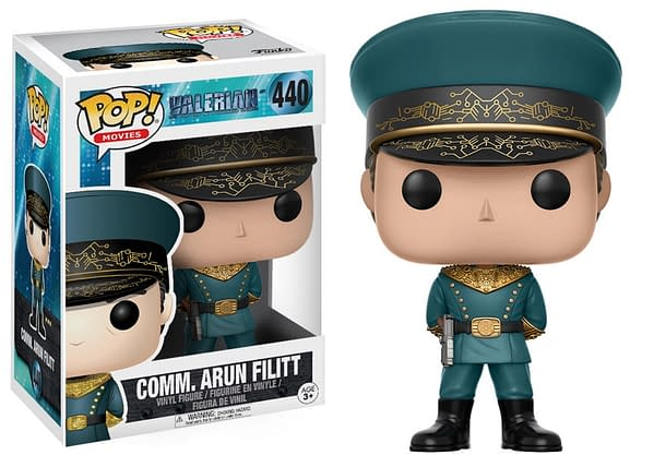 Valerian Funko Pops Are Heading Our Way In June