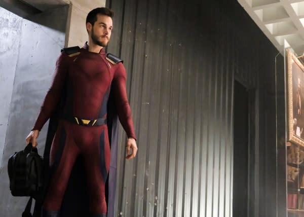 Supergirl Season 3: 18 Photos from 'Shelter from the Storm'