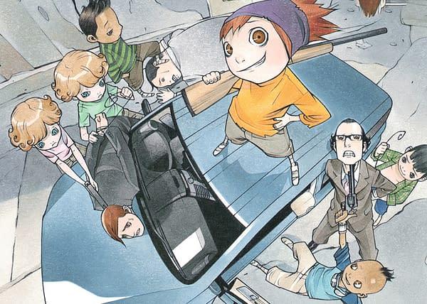 Small World : 자기 감압으로 Cyberpunk Fantasy의 Kickstarter 공개