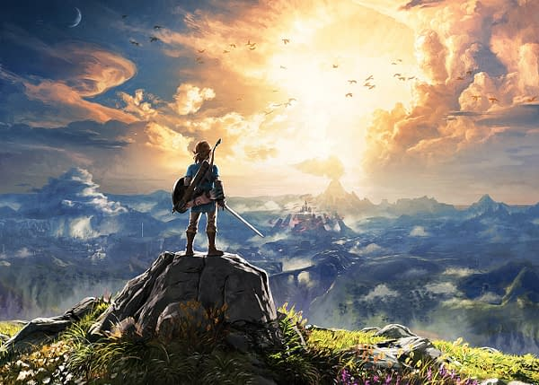 Breath of the Wild Becomes The Legend of Zelda's Best-Selling Title