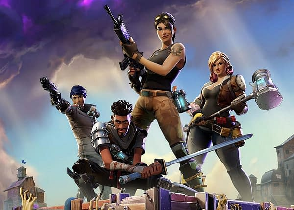 Fortnite Just Disabled Friendly Fire To Prevent Team Killing