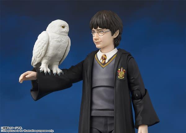 SH Figuarts Harry Potter Harry 5