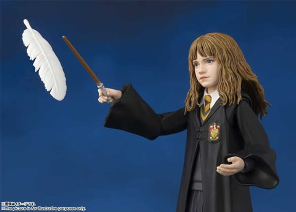 SH Figuarts Harry Potter Hermione 5