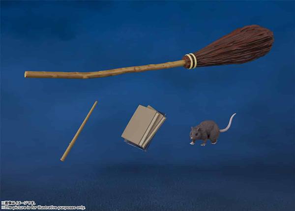 SH Figuarts Harry Potter Ron 9