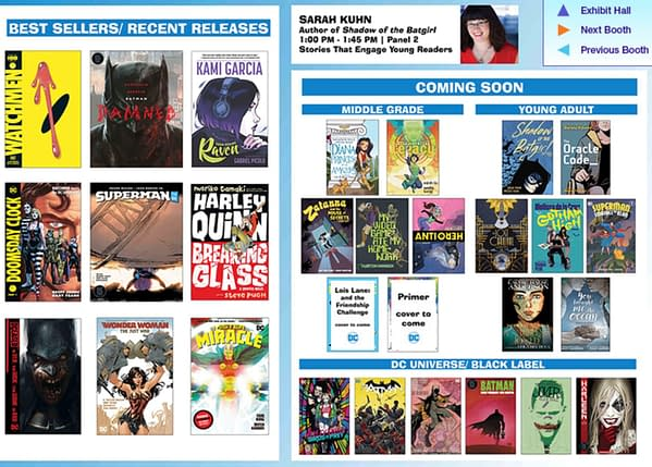 Lois Lane And The Friendship Challenge – a New Younger Readers Comic From DC, at Library Con