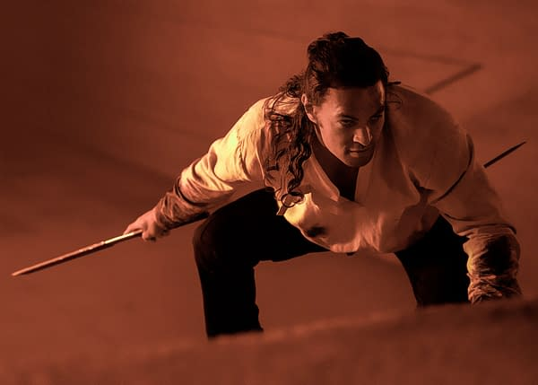 Copyright: © 2020 Warner Bros. Entertainment Inc. All Rights Reserved. Photo Credit: Chiabella James Caption: JASON MOMOA as Duncan Idaho in Warner Bros. Pictures and Legendary Pictures' action adventure