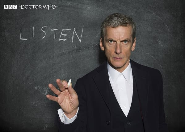 "Doctor Who Lockdown focuses on ""Listen"" this week, courtesy of BBC Studios."