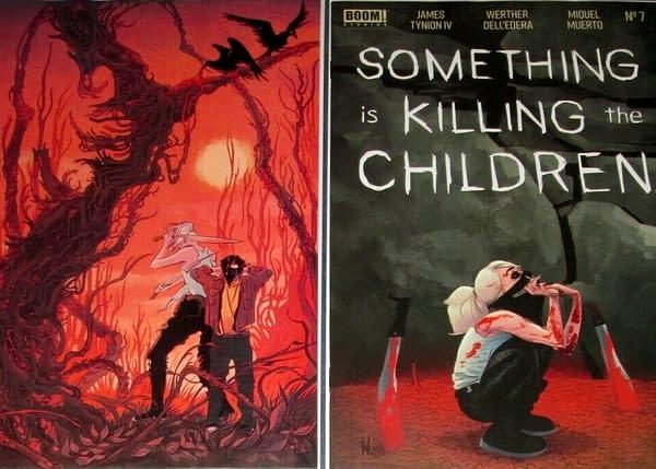 Speculator Corner: Something Is Killing The Children #7.