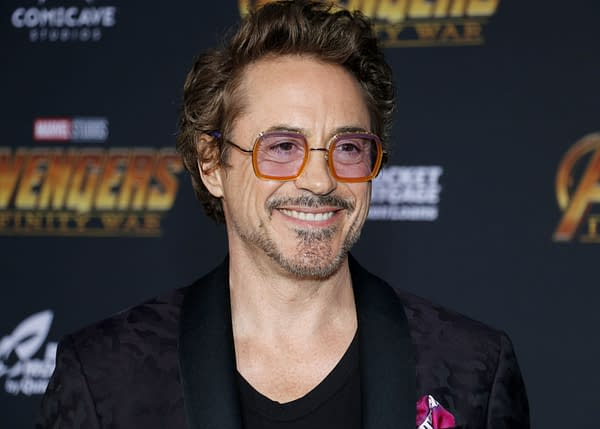 Robert Downey Jr. at the premiere of Disney and Marvel's 'Avengers: Infinity War' held at the El Capitan Theatre in Hollywood, USA on April 23, 2018. (Image: Tinseltown/Shutterstock.com)