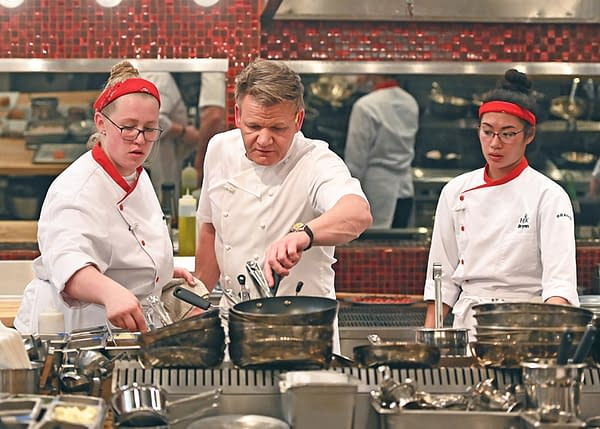 Hell's Kitchen Season 20 Preview: Blue Team Commits A Cardinal Sin