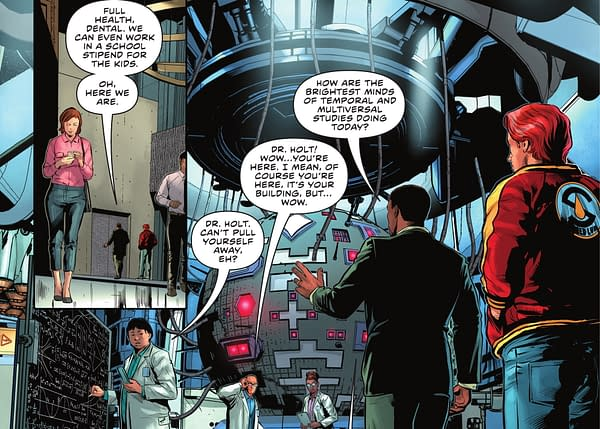 The DC Multiverse, Today - What Is Or Is Not A Crisis? (Spoilers)