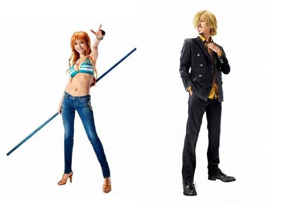 one piece japanese commercial