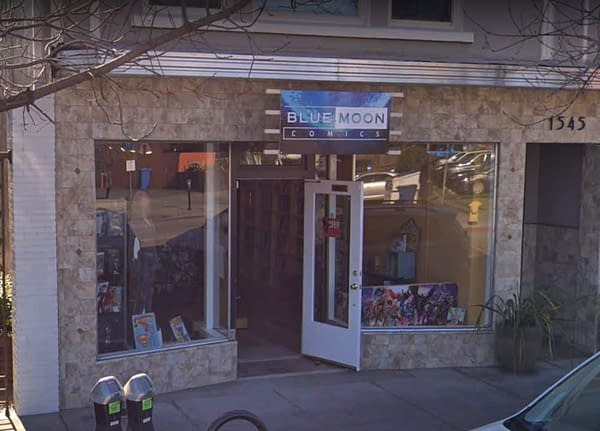Do You Live in Marin County, California? Do You Still Want a Comic Shop? Then Read On…
