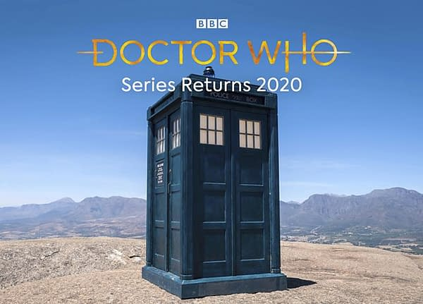 BBC Confirms: No Doctor Who Series 12 Until 2020
