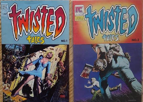 When Diamond Comic Distributors Flexed Its Censorial Muscles…