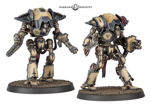 Games Workshop Reveals New Models at GAMA Expo 2020