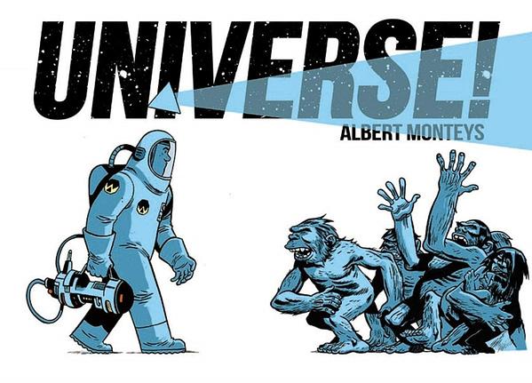Image Comics to Publish Albert Monteys' Universe! in 2021