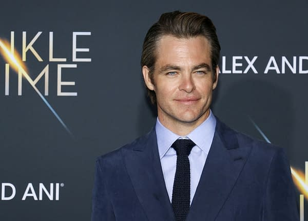 Chris Pine to Star in the Dungeons & Dragons Movie