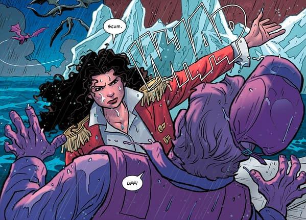 The Week in Comics – Sunday, February 7th, 2021