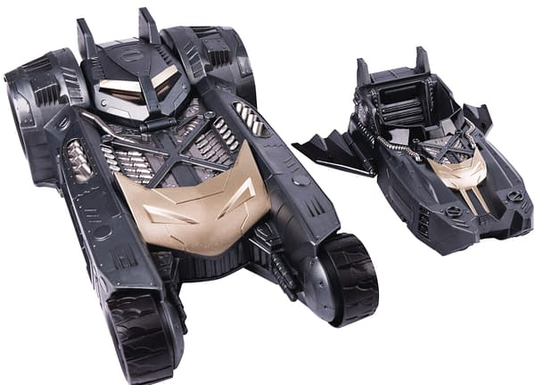 Spinmasters Batman Line May Leave A Little to Be Desired For Comic Book Shops