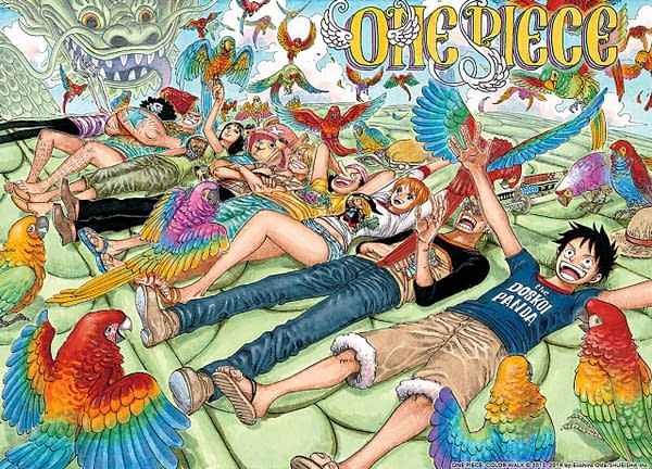One Piece: Viz Media Celebrates 1,000th Chapter with Free Chapters