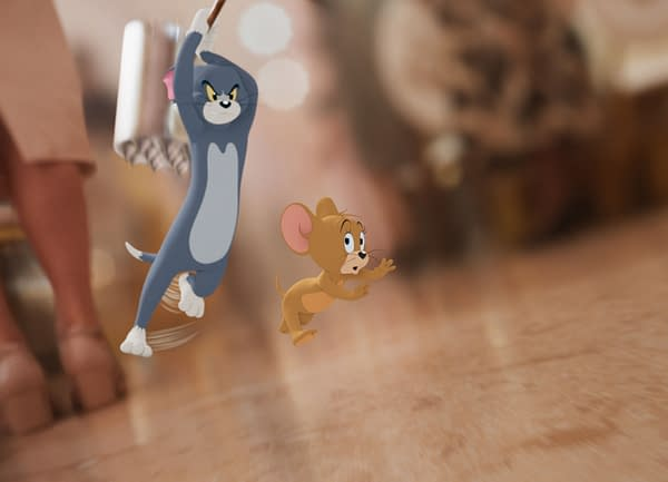 First Trailer for Tom and Jerry Feels About a Decade Too Late