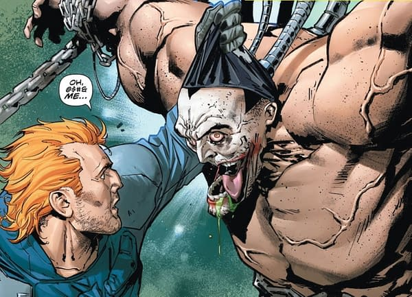 Bane Coming Back To The Batbooks?