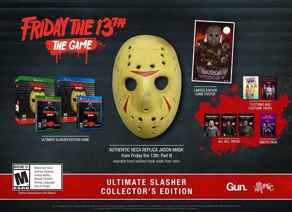 Friday the 13th: The Game is Getting a Collector's Edition