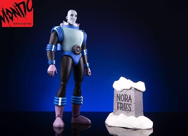 Mondo Batman The Animated Series Mr. Freeze Figure 12
